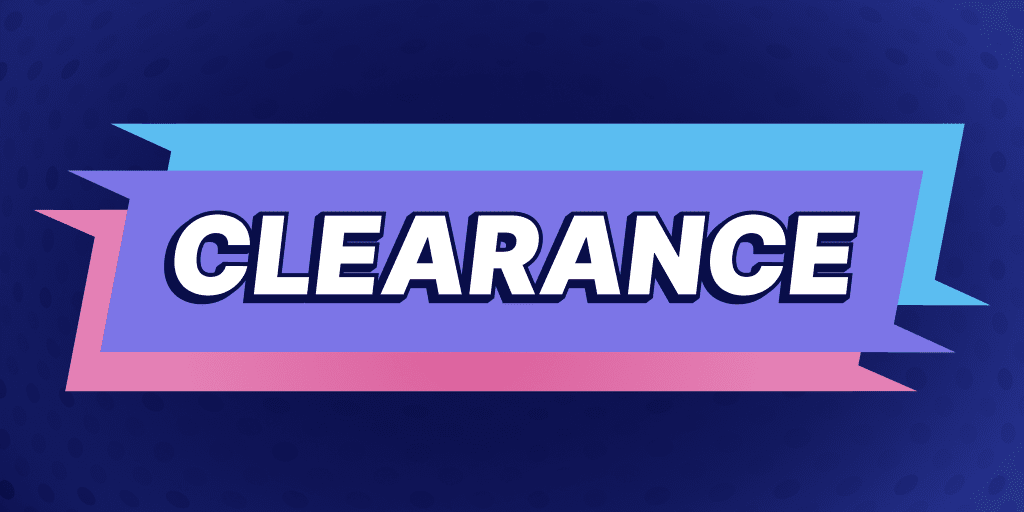 Promote Clearance Items